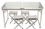 Стол со стульями туристический